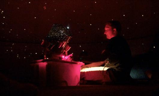 Isaacson CalDay Planetarium