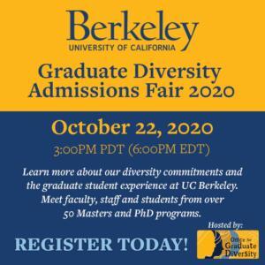 Graduate Diversity Fair graphic