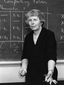 Helen Pillans in the Classroom